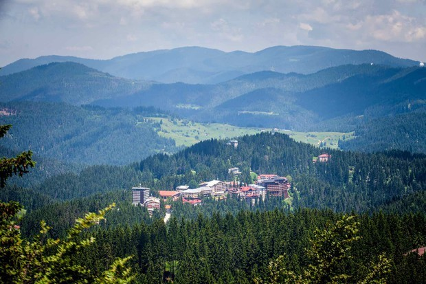Acem Meditation World Retreat in the Rhodope Mountains